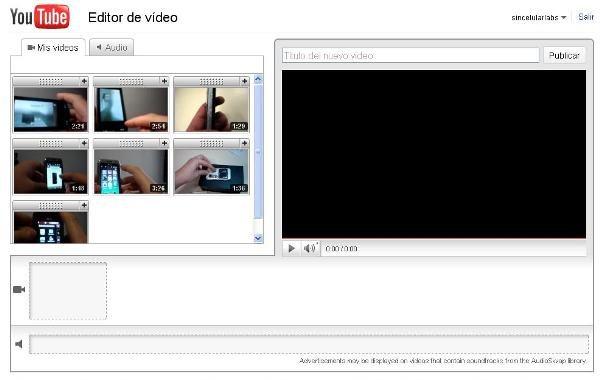 2-YouTube-Online-Video-Editor-programa YouTube puso a disposición su propio editor de videos online