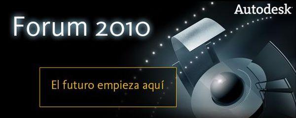 Autodesk - Forum 2010