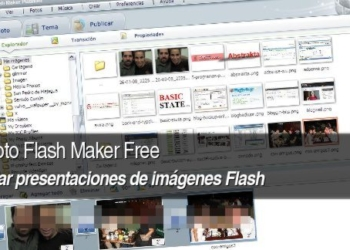 Photo Flash Maker Flash - Slieshow Flash