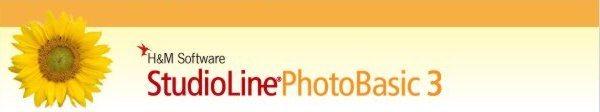 StudioLinePhotoBasic3 - Editor de fotos