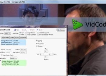 VidCoder - Convertir DVDs a video