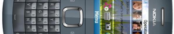 Nuevo Nokia C3: Un celular social para todos los bolsillos