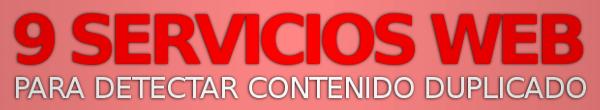 9 Servicios web para detectar contenido duplicado Imagen decorativa