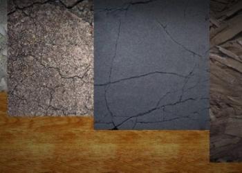 90 Texturas de alta calidad de materiales de construcción