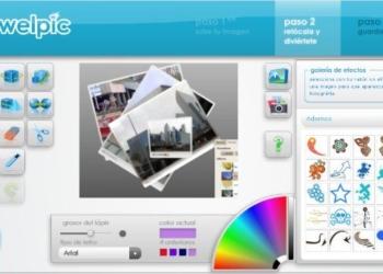 Jewlpic - Editor de imagenes online