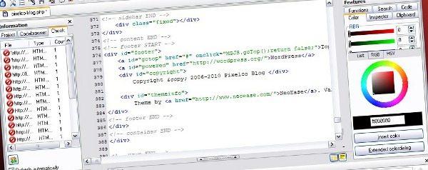 Scriptly - Editor de codigo para desarrollo web