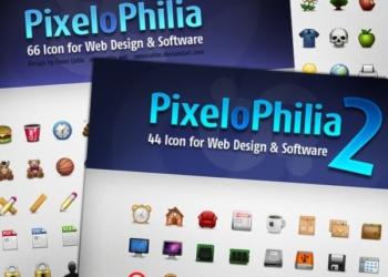 PixeloPhilia - icons set