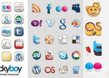 3-colecciones-de-iconos-sociales