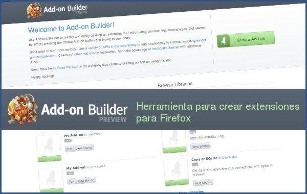 Add-on Builder
