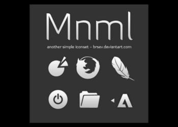 Mnml-icons-set
