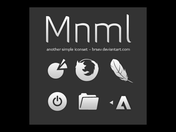 Mnml-icons-set