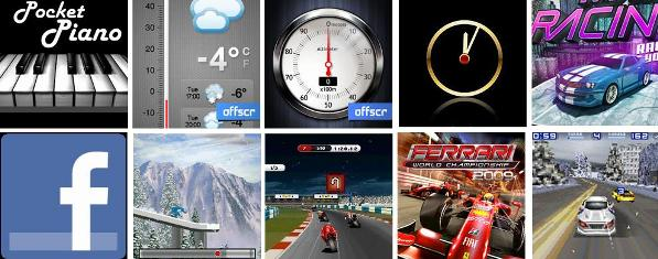 Las mejores aplicaciones gratis y pagas de Ovi Store del 2010