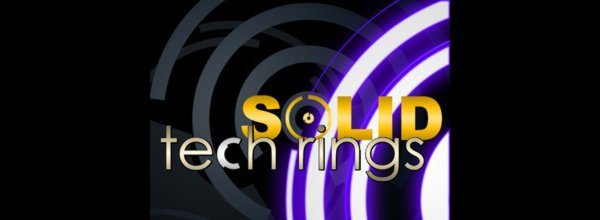 Solid Tech Ring - Photoshop Brushes