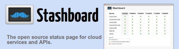Stashboard - panel de admisnitración open soruce para APIs y Saas