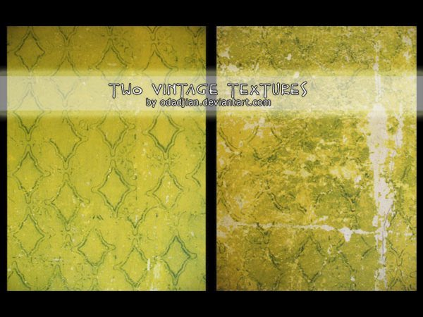 Two-vintage-textures