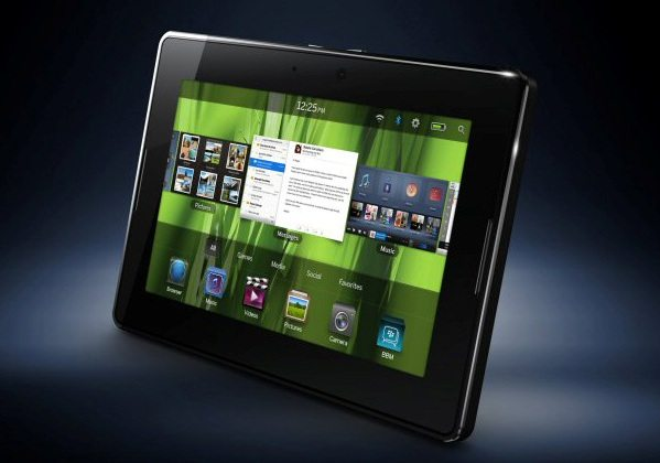 La tablet Blackberry podra usar aplicaciones Android