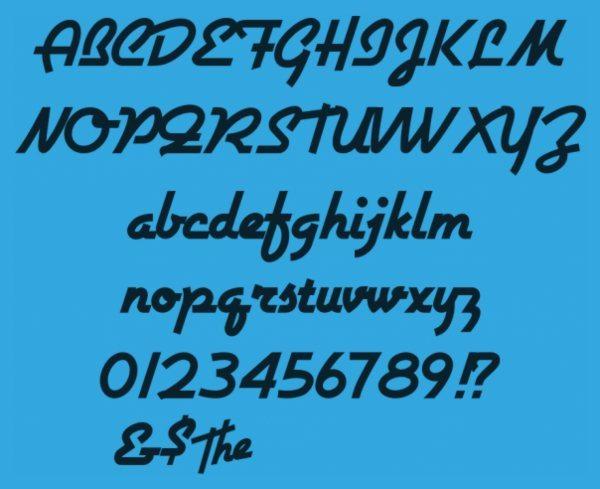 AIRSTREAM-free-font