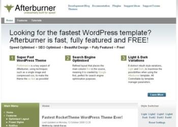 Afterburner-wordpress-theme