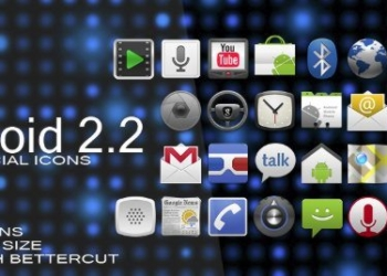 Android official icons