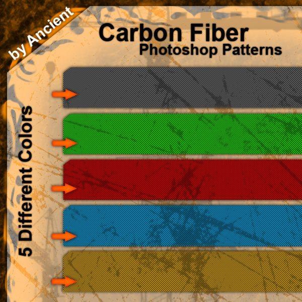 Carbon-Fiber-Photoshop-Patterns