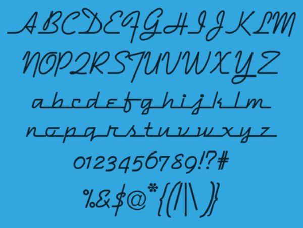DYMAXIONSCRIPT-free-vintage-font