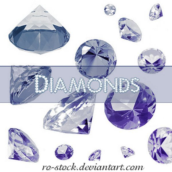 Diamonds-free-brushes-set