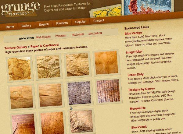 Grunge-textures-paper
