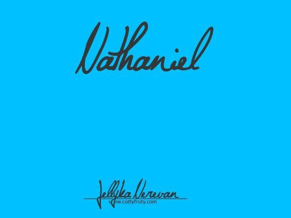 Nathaniel-free-font