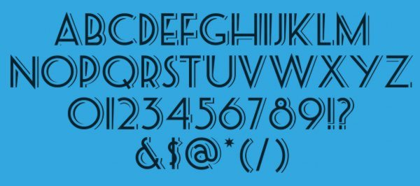 SEASIDERESORT-free-font