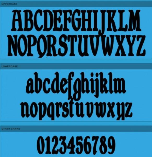 Shrewsbury-Condensed Bold-free-vintage-font