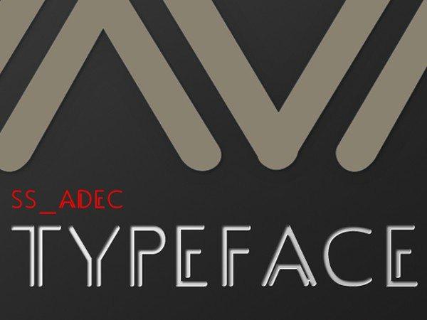 Typeface-free-font
