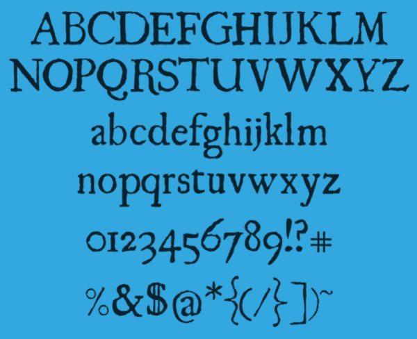 UGLYQUA-free-vintage-font