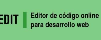 shiftEDIT - Editor de codigo online para desarrollo web