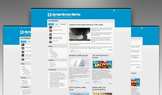 Alogo-theme-WordPress