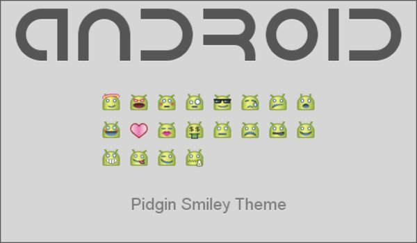 Android Theme for Pidgin