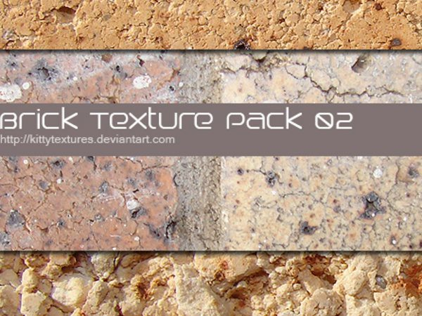 Brick-texture-pack-2 Hermosa recopilación de brushes y texturas gratis para Photoshop de paredes de ladrillos (bricks)