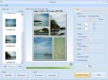 CollageIt - Aplicacion gratis para Windows para crear collage de fotos