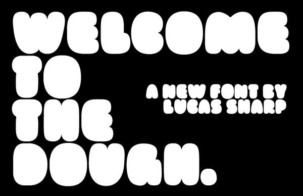 Doughboy-free-font