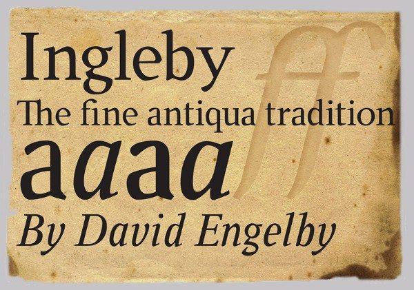 Ingleby-free-font