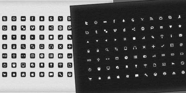 Minicons - Coleccion de iconos gratis