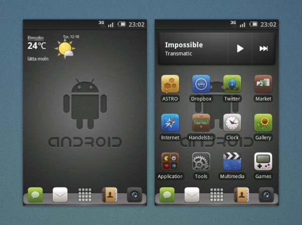 My-Android-theme
