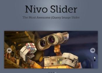 Nivo Slider - Slideshow con jQuery