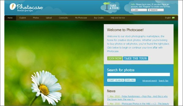 Photocase-free-WordPress-theme