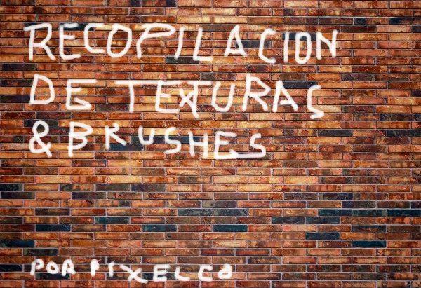 Recopilacion-de-texturas-y-brushes-gratis-para-photoshop Hermosa recopilación de brushes y texturas gratis para Photoshop de paredes de ladrillos (bricks)