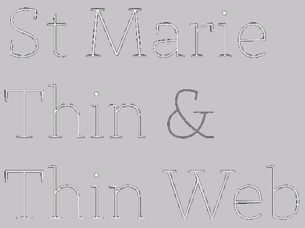 St-Marine-free-font