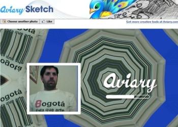 Aviary Sketch - Editor de fotos para Facebook con muchos efectos