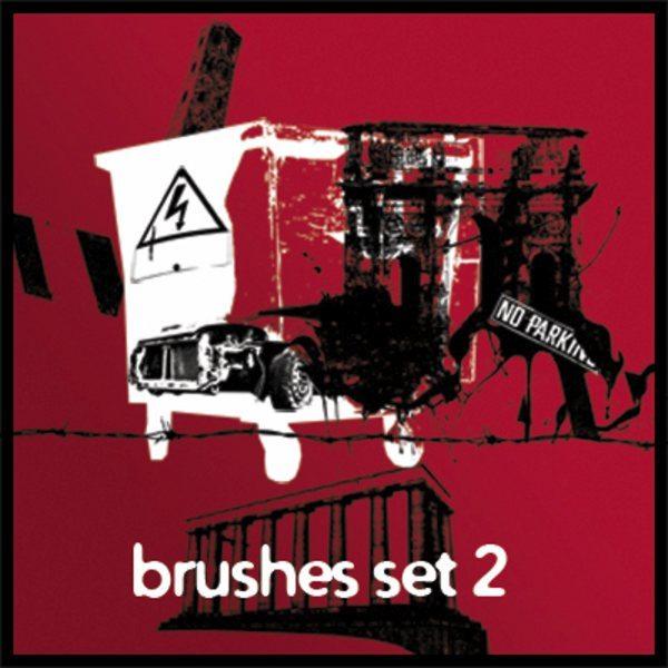 Urban-brushes-set-2-for-Photoshop