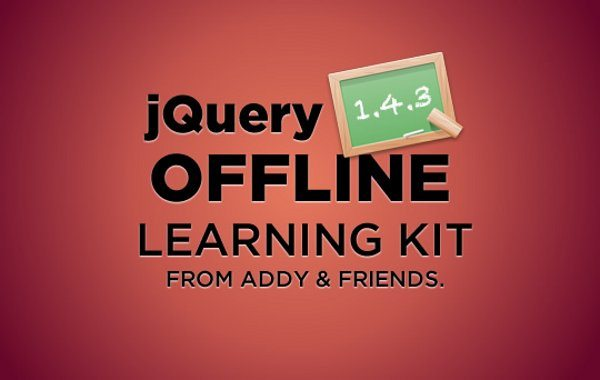 jQuery Offline - learning kit