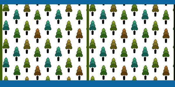 Doodled Christmas Ps Patterns - Patrones para Photoshop