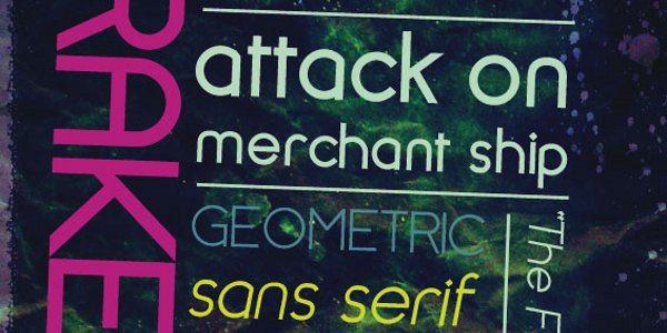 Kraken free font